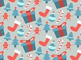 Christmas Simple Pattern