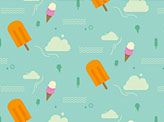Clouds & Popsicles