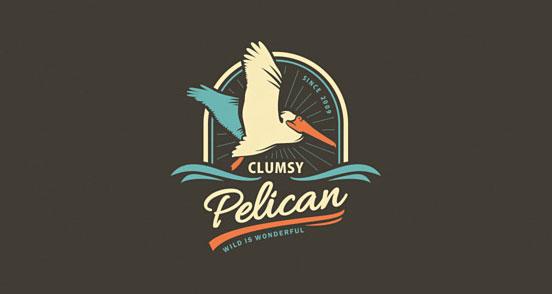 Clumsy Pelican