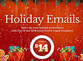 Holiday Email Templates