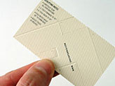 David Ferris Business Card
