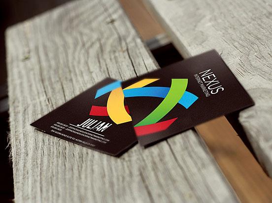 Nexus Business Card