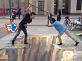 3D Street Art Berlin