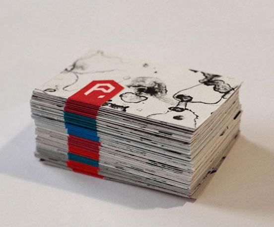 Agata Przybylska Business Card