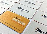 Meadowlark Business Card