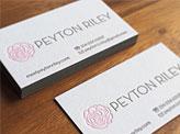 Peyton Riley Letterpress Cards