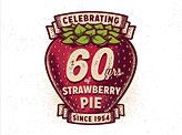Strawberry Pie 60th Anniversary