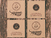 Adriani Bistrot Business Cards