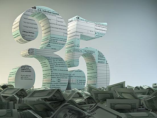 35 Tax