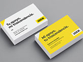 Campaign Businesscards
