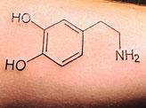 Dopamine Tattoo
