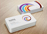 Hapa Business Card
