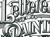 Letterer Painter