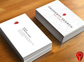 Property Search Business Cards
