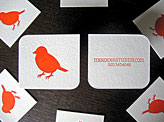 Slick And Simple Business Cards