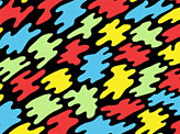 Squiggly Pattern