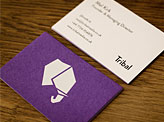 Tribal Business Cards