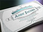 Anthony Esau Business Cards