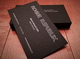 Brian Bradford Business Cards