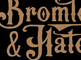 Bromley & Hatch Type