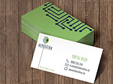 Hemisfera Business Cards