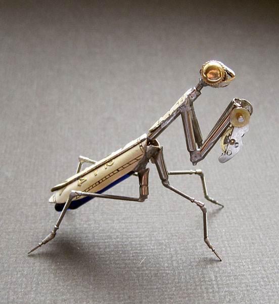 Mechanical Mantis