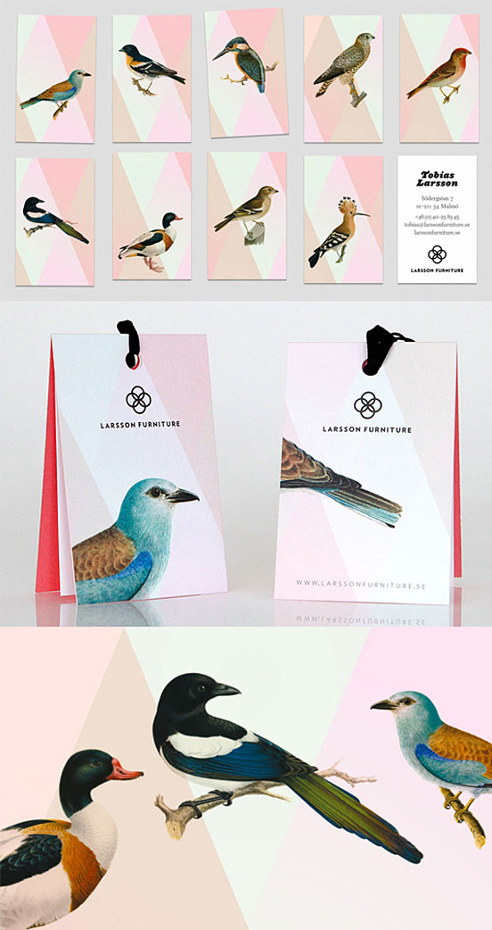 Modern Styling Business Cards