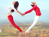 Red Heart Jump