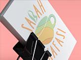 Sabah Kafasi Business Cards