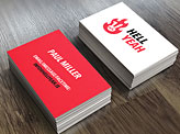 Hell Yeah Business Cards