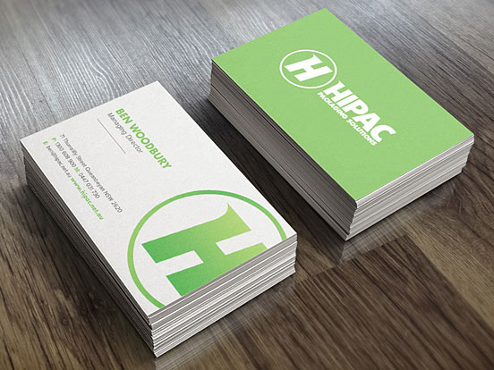 Hipac Business Cards