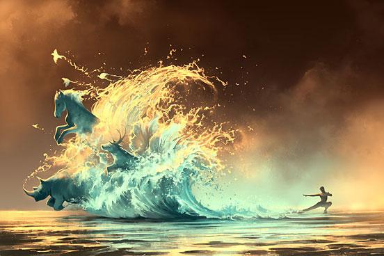 Mana Tide
