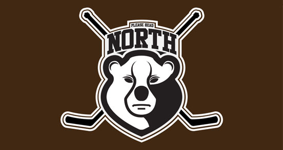 Please Head North Bear