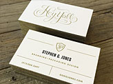 Stephen G Jones Business Cards
