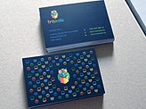 Triskele Business Cards