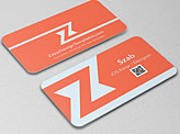 Zapp Business Cards