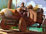 Archeage Tractor