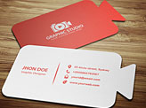 Cinematography Business Cards
