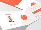 Hendrik Sebastan Business Cards