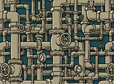 Pipes Pattern