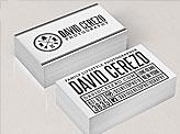 David Cerezo Business Cards