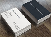 Distinct Industries Business Card
