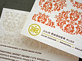 Gorgeous Pattern Business Card
