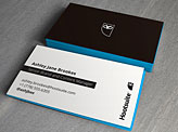 Hootsuite Branded Business Card