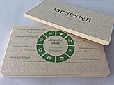 Jacqdesign Business Cards