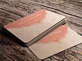 Olga Ryder Business Card