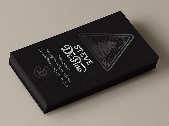 Steve DePino Business Cards