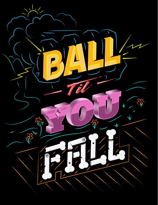 Ball til You Fall