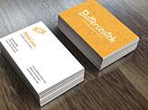 Butterscotch Business Cards