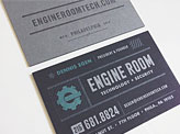 Final Engine Room Business Card
